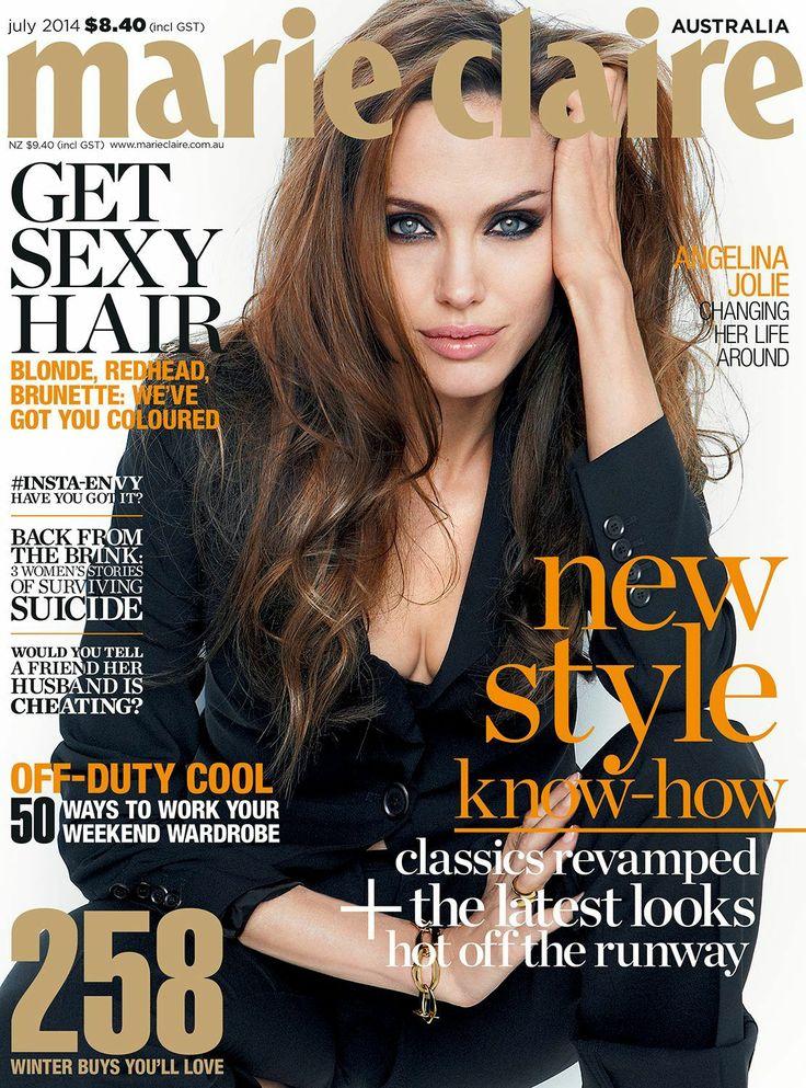 Jolie Magazine November 2017 Issue: 56 Best Angelina Jolie Images On Pinterest