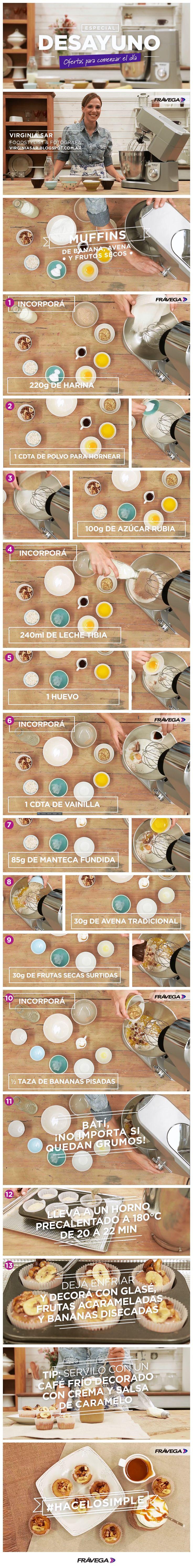 ¡Paso a paso! Smoothie de naranja, pomelo yogurt y leche de coco, #HaceloSimple con Virginia Sar en Frávega. #EspecialDesayuno #Gourmet #Foodstyle
