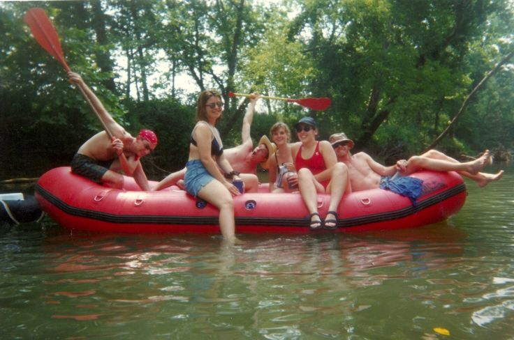 Summer Float Trips in Missouri  Map of Missouri rivers and pictures of some classic midwest float trips.