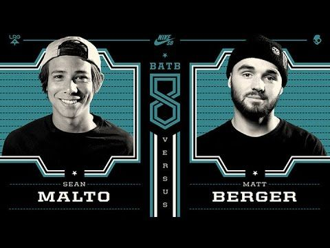 Sean Malto Vs Matt Berger: BATB8 - Round 1