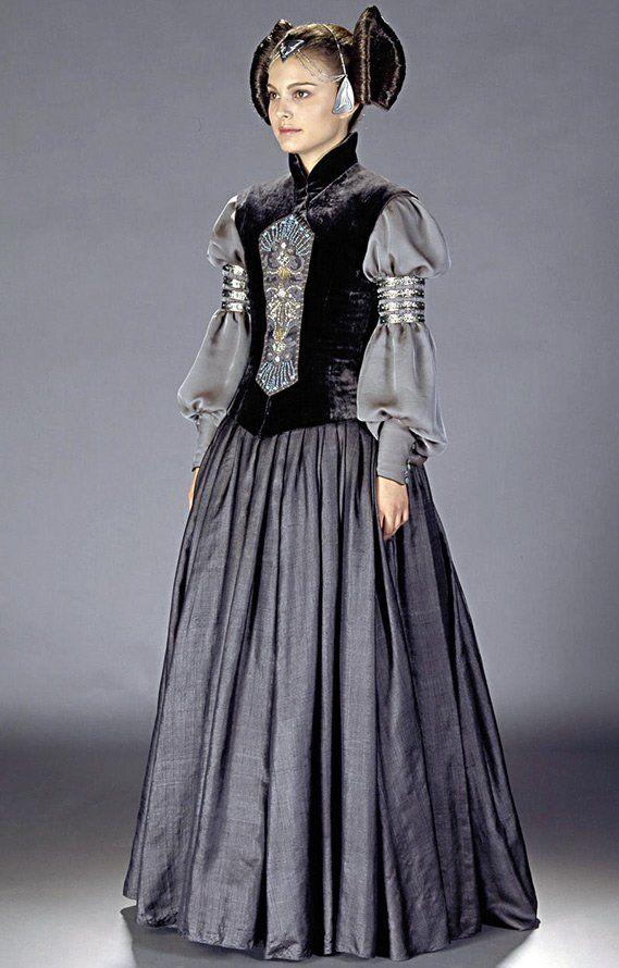 Платье Падме Амидалы Наберри фото