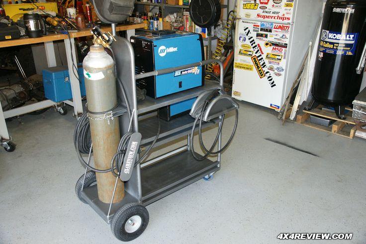 60 Best Images About Welder Welding Carts On Pinterest