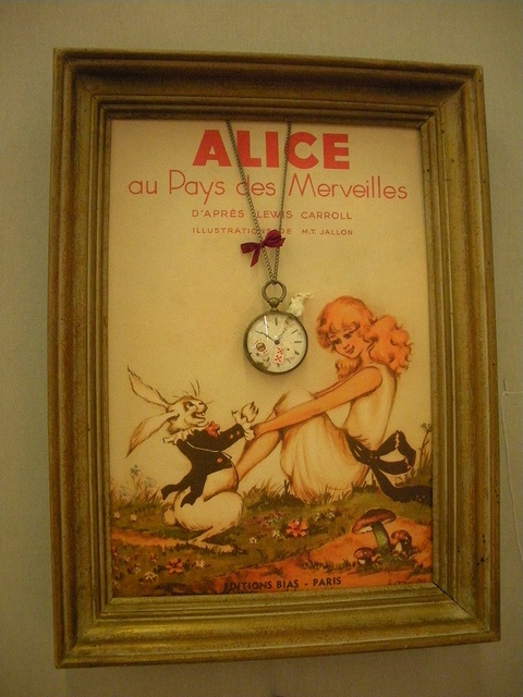 Alice in wonderland movie cake-7867