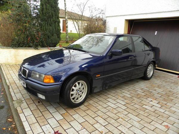 Bmw 525td 4x4 suv 1997 Noir à vendre