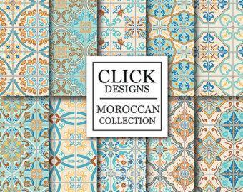 Hochzeit Digital Paper: BEIGE Texturen texturierte von ClickDesigns