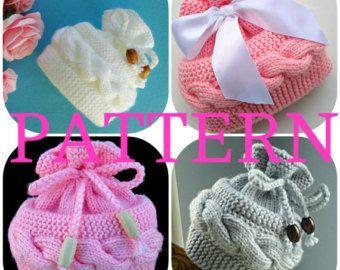 Baby Hat P A T T E R N Knitting Baby Hat Baby от Solnishko43