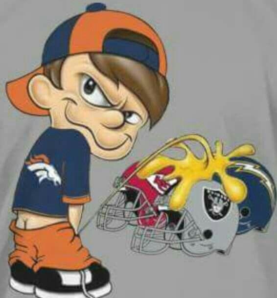 We own the west! Denver broncos football, Broncos