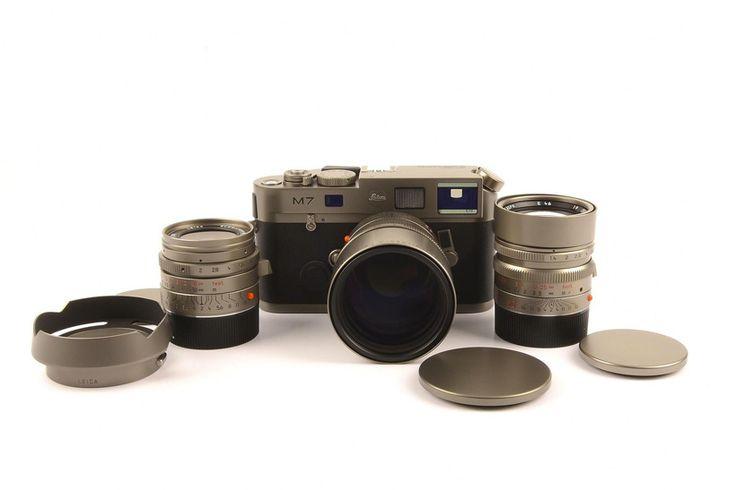 超レアな Leica Leitz Titanium M7 が eBay に出品中