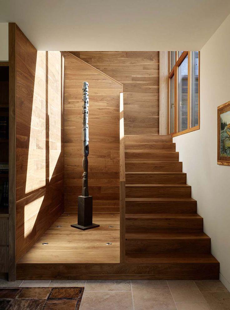 Les 797 Meilleures Images Propos De Escalier Sur Pinterest Escaliers Modernes Escaliers