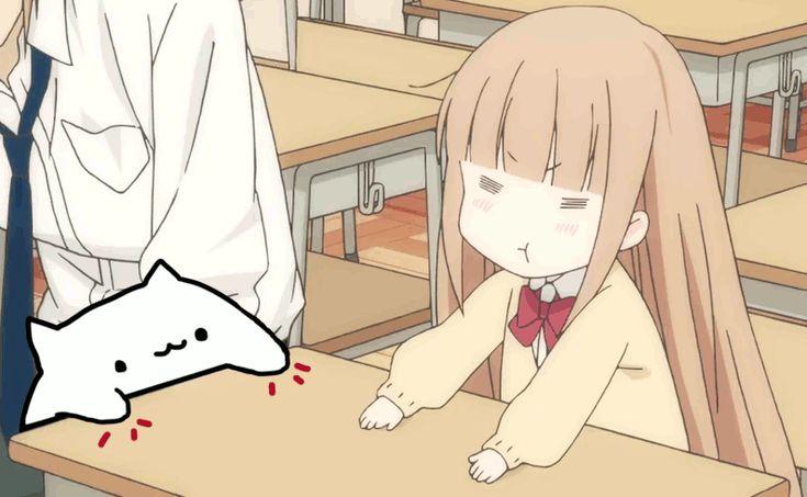 Bongo Cat macht einen neuen Freund über / r / Animemes #Animemes #Anime #manga #memas #who …