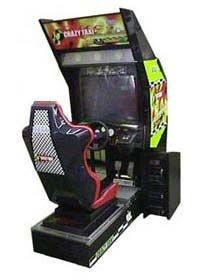 Crazy Taxi \m/ My dad's work had one just like this outside and I played it so much I got one of the best scores :)