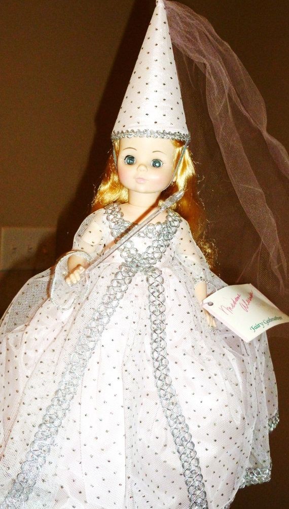 Vintage Madame Alexander Fairy Godmother on Etsy, $75.00