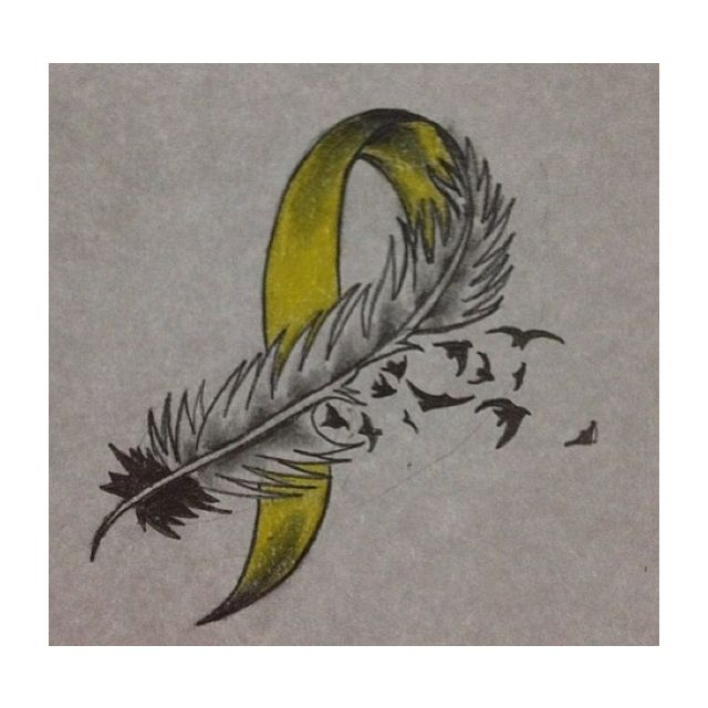 Beautiful Endometriosis Hope, another idea is change the ribbon to pink And blue for infertility..