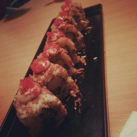 fishegg sushi