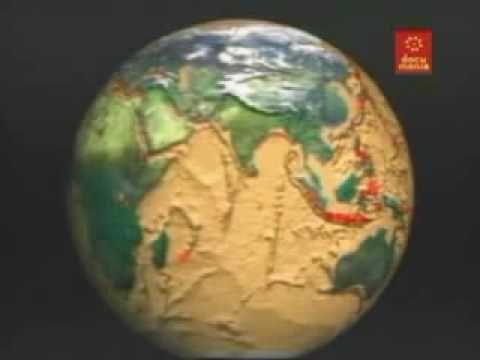 las placas tectonicas                                                       …