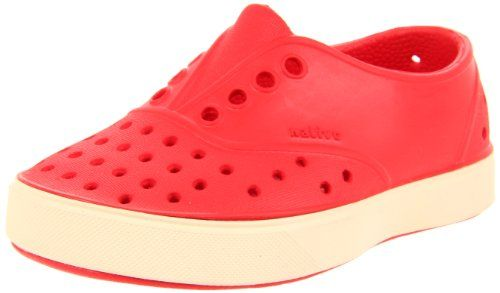 Native Miller Slip-On (Toddler/Little Kid/Big Kid),Torch Red,8 M US Toddler -                     Price: $  36.00             View Available Sizes & Colors (Prices May Vary)        Buy It Now         Water Proof Shock Absorbant Washable Odor Resistant Anti Microbial    Customers Who Viewed This Item Also Viewed                          Converse Chuck Taylor...