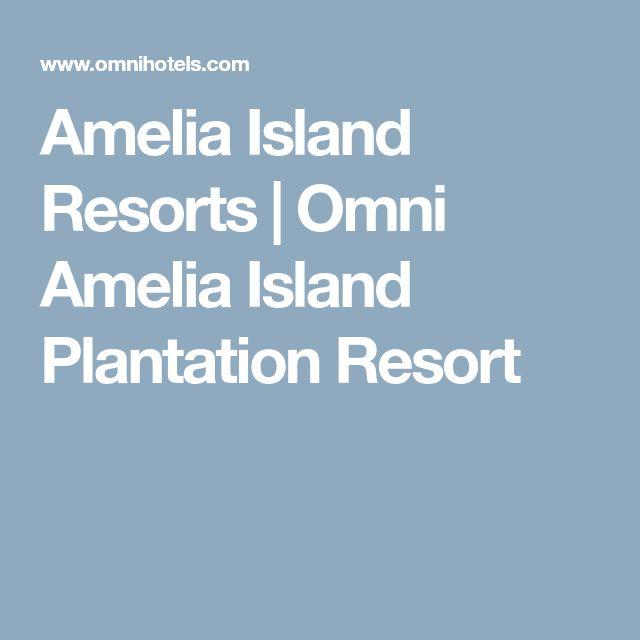 Amelia Island Resorts | Omni Amelia Island Plantation Resort