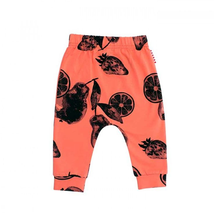 SOOKIbaby's Fruity Pie Funky Pants for Baby Girls