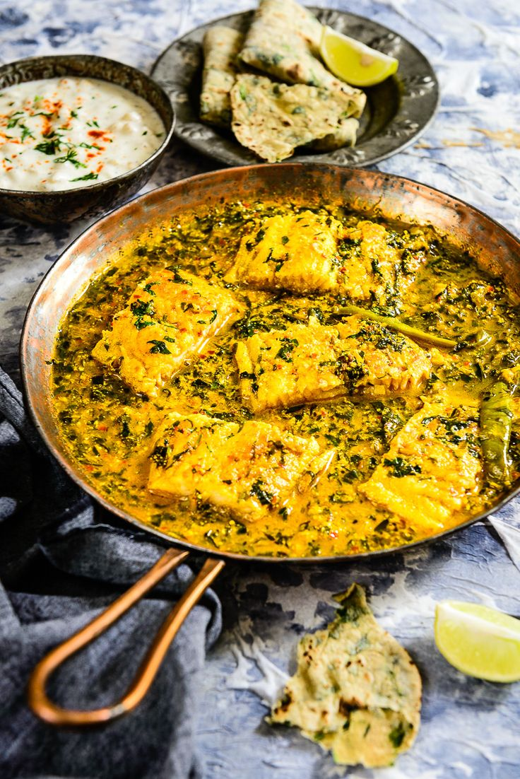 Methi Machli is a delicious curry made using fish fillets and fresh fenugreek leaves. Here is a lovely recipe to make it.