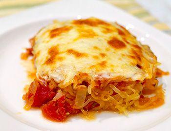 22 best vegetarian recipes images on pinterest vegan recipes spaghetti squash casserole recipe from dr gourmet sisterspd