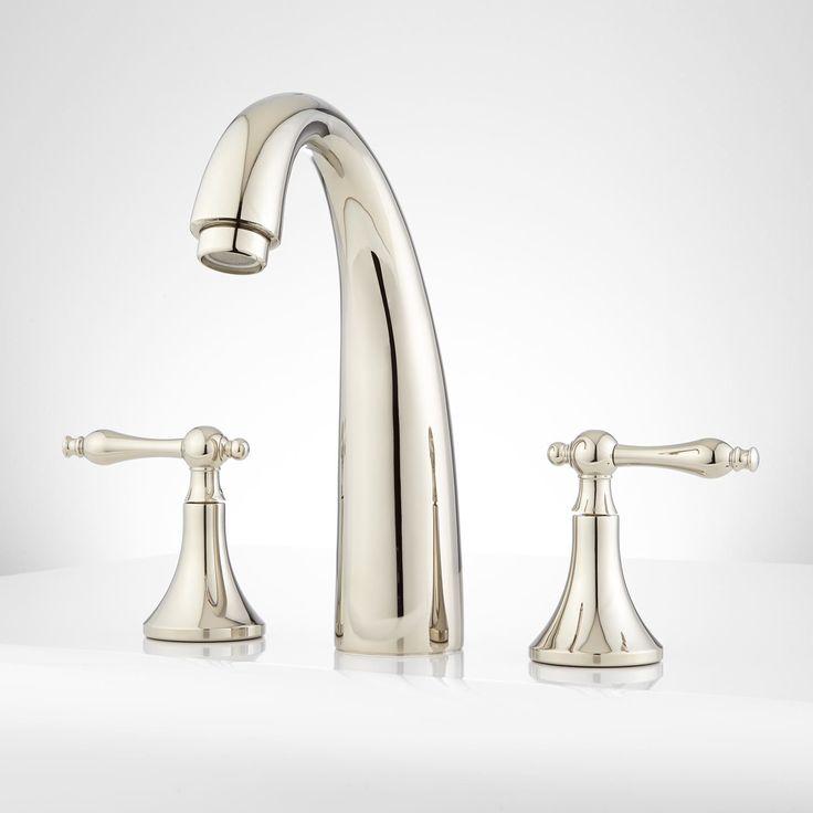 Dalles Roman Tub Faucet - Polished Nickel