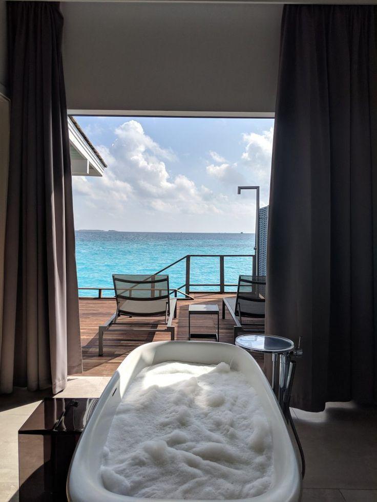 Review Kuramathi Island Resort Les Berlinettes Asia Travel Beautiful Places Island Resort Travel Destinations Asia
