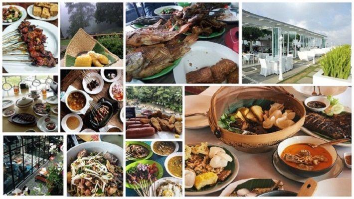 11 Tempat Kuliner Paling Enak Di Puncak Bogor Tempat