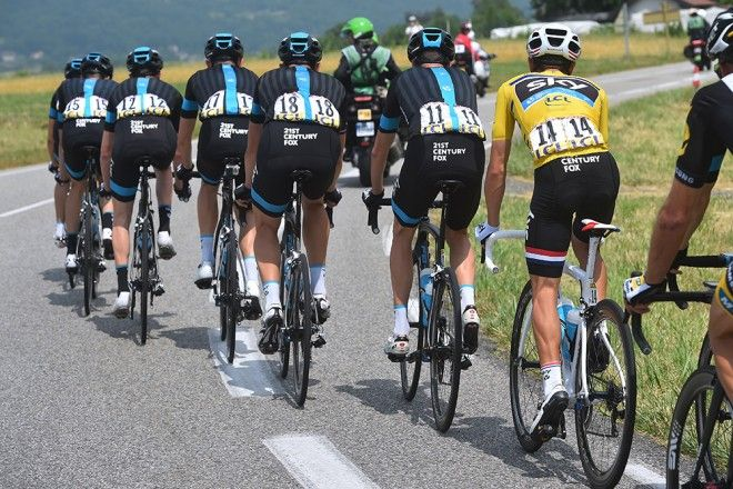 Gallery: 2015 Criterium du Dauphine, stage 2 - SKY SETTING THE PACE EARLY ON ws.com
