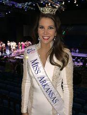 Alpha Group #17 - Miss Arkansas, Loren McDaniel (Talent - Vocal)