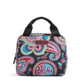 Lighten Up Lunch Cooler Bag in Parisian Paisley | Vera Bradley