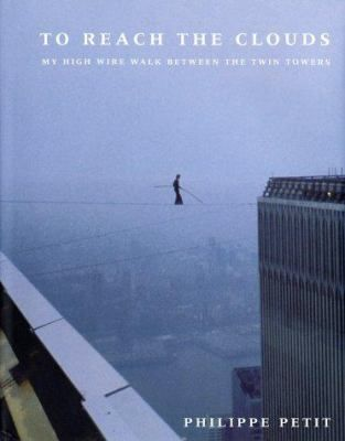 """One late-summer day, a feat of unimaginable audacity was perpetrated on the twin towers of the World Trade Center. The year was 1974. A hundred thousand people gathered on the ground to watch in awe as twenty-four-year-old high wire artist Philippe Petit made eight crossings between the all-but-completed towers, a quarter mile above the earth, over the course of nearly an hour. Re-titled """"The Walk"""", release date 10/02/2015."""