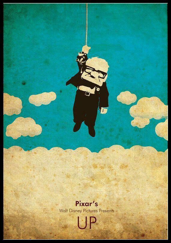 Up poster design