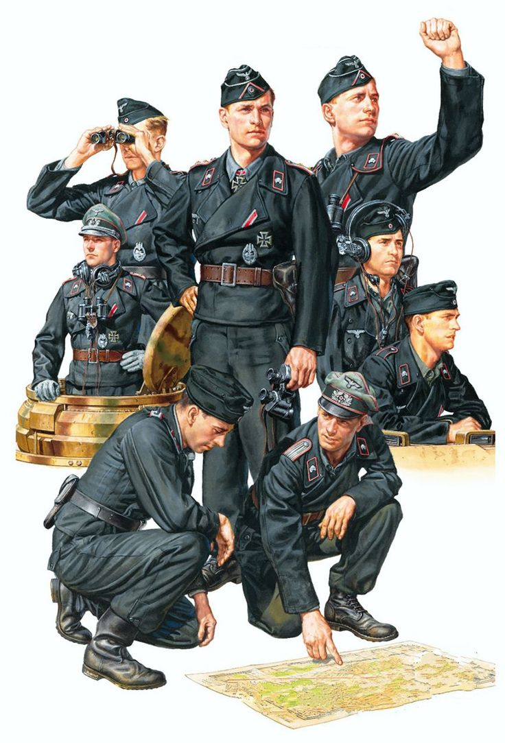 Carristas de la Wehrmacht. Masami Onishi. http://www.elgrancapitan.org/foro/viewtopic.php?f=12&t=17519&p=887810#p887757