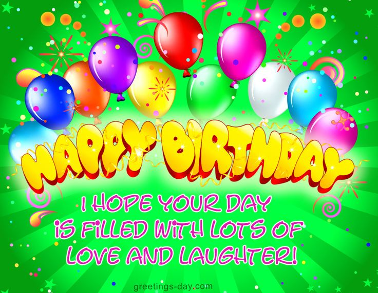 Happy Birthday to you - Free Ecards. - http://greetings-day.com/happy-birthday-to-you-free-ecards.html