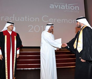 Emirates Aviation University honours more than 250 Graduates