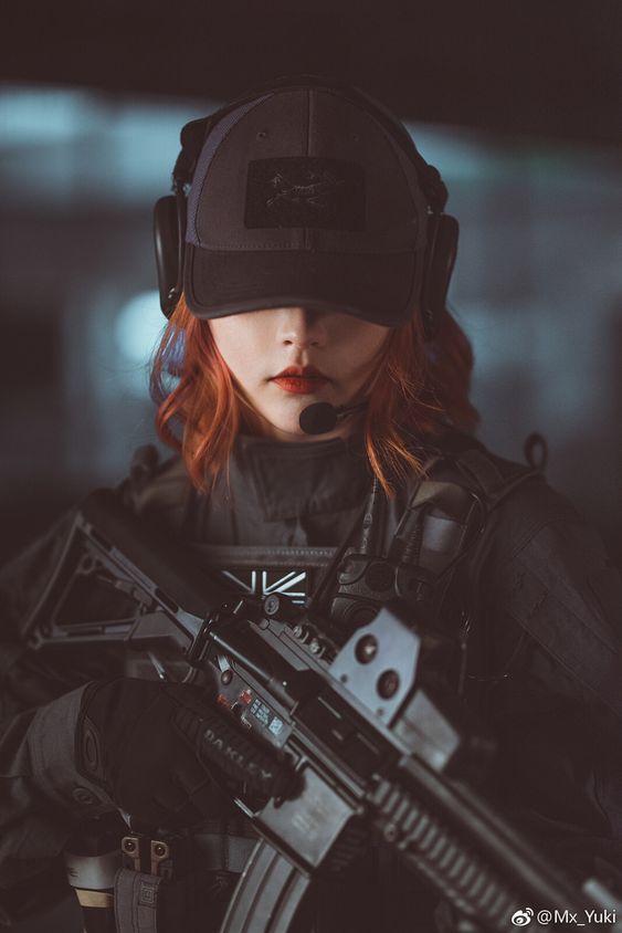 Imagem de warrior girl por Islam Elsherbeny Mulheres