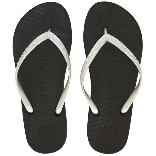 Malvados Playa - Ice Cool with toe pillow design flip flop with molded footbed