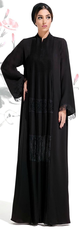 Top 30 Des Plus Belles Modèles D'Abaya Dubai Moderne et Fashion design - astuces hijab