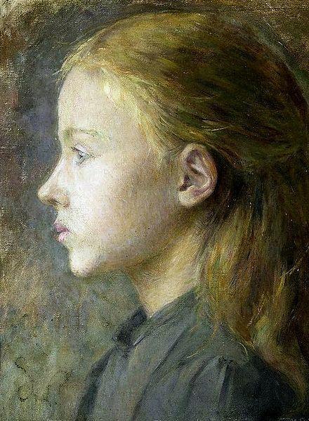 Stanislaw Wyspiański (Portrait of a Girl)