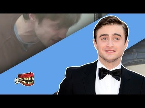 HOW TO BE DANIEL RADCLIFFE ACORRDING TO DANIEL RACLIFFE - THIS IS BEAUTIFUL