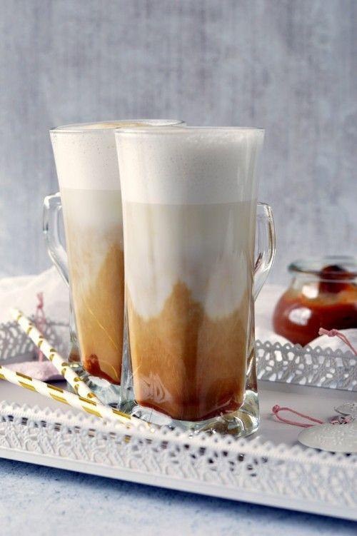 Sütőtökszirupos-kókusztejszínes kávé recept
