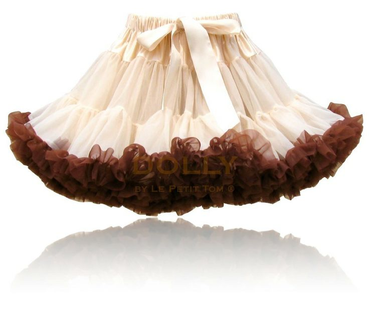 Dolly Greece - Petti Skirt Queen Cappuccino by Le Petit Tom, €43.90 (http://www.dollygreece.com/petti-skirt-queen-cappuccino-by-le-petit-tom/)