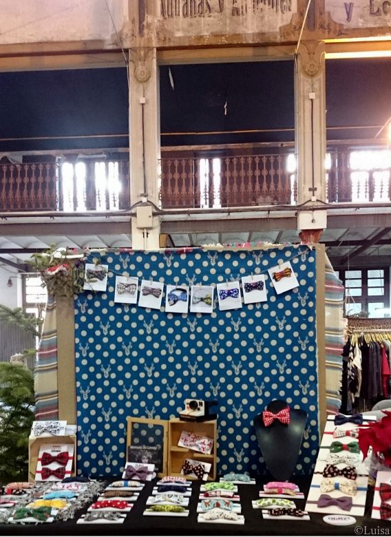 So Lovely Pop Up Market Store en Valencia en la Imprenta Vila