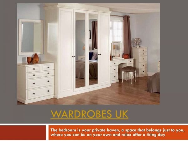 Visit our site http://lawrencewalsh.co.uk/ for more information on Wardrobes UK. Wardrobes are an important piece of furniture. Given that it is utilized daily, stability and sturdiness are essential aspects. It is a piece that has to withstand many years of use. That is why you want an outfit that is made durable with solid products.