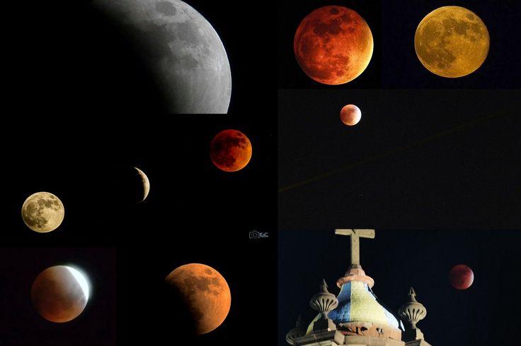 Ve la galeria de la Luna de Sangre y la Super Luna, vista desde San Luis Potosí    En agendasanluis.com/luna-de-sangre-y-super-luna-asi-se-vio-en-san-luis-potosi