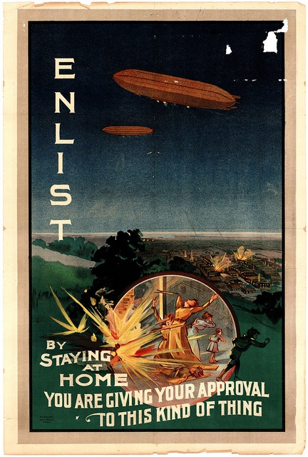 australian enlistment to world war i essay Recruitment propaganda propaganda in world war i was particularly influential in the  it can be concluded that australian propaganda posters utilised six.