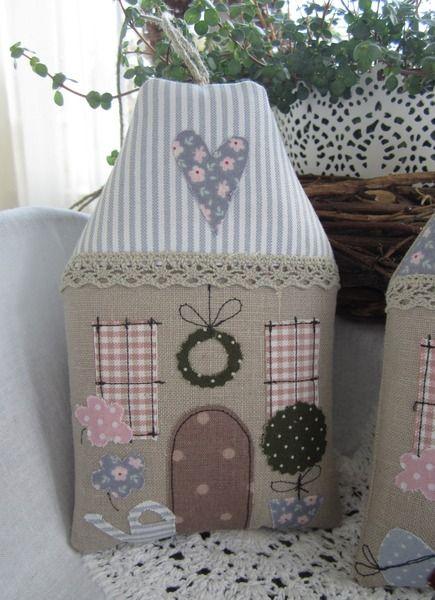 Ostern+Frühling+Haus+Landhaus+Geldgeschenk+von+Feinerlei+auf+DaWanda.com