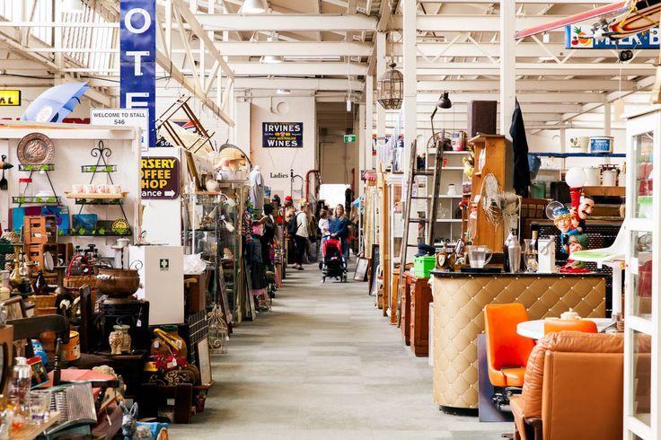 Geelong Vintage Market - Return Of The Road Trip