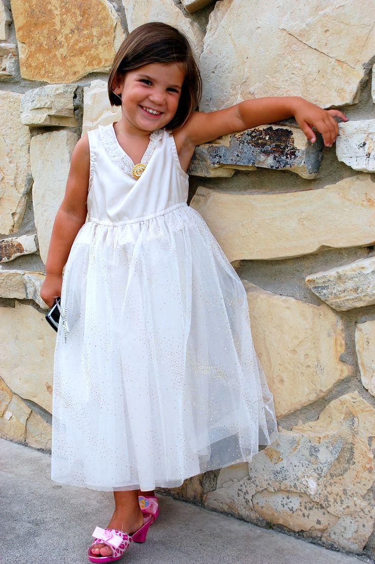 Prom Dress to Princess Dress Up - iCandy handmade