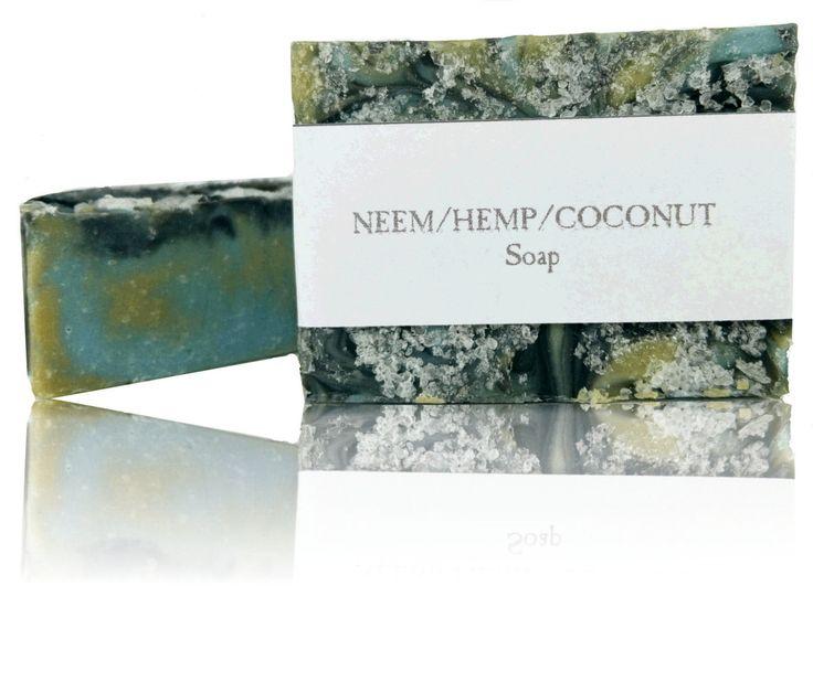 Neem Hemp Coconut soap